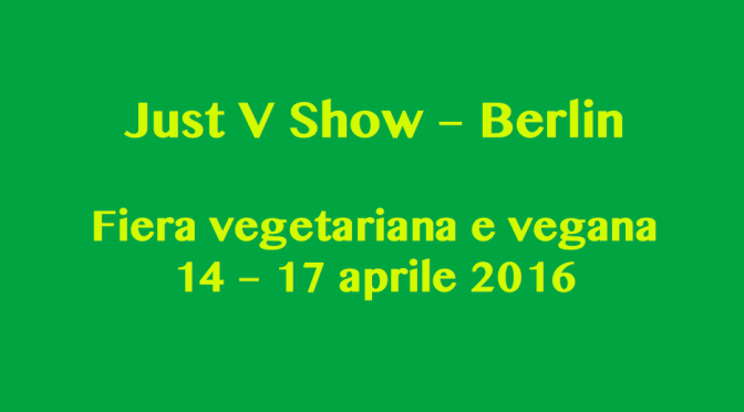 Just V Show – Berlin