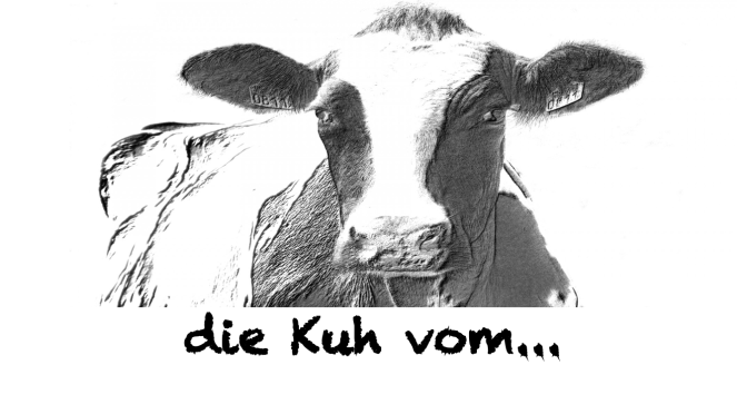 """Modo di dire del giorno: """"Die Kuh vom…"""""""