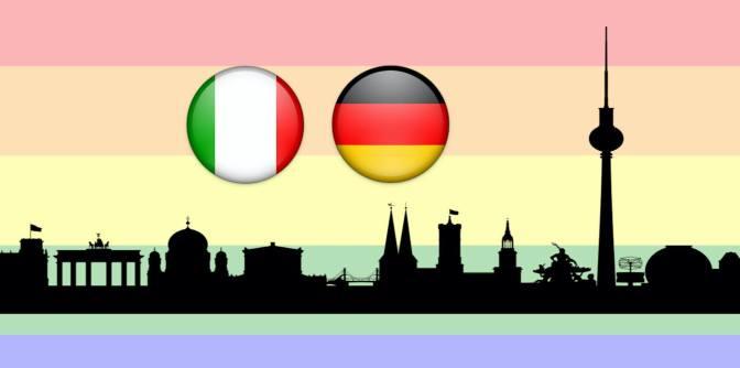 LGBT Deutsch-Italienischer Stammtisch in Berlin