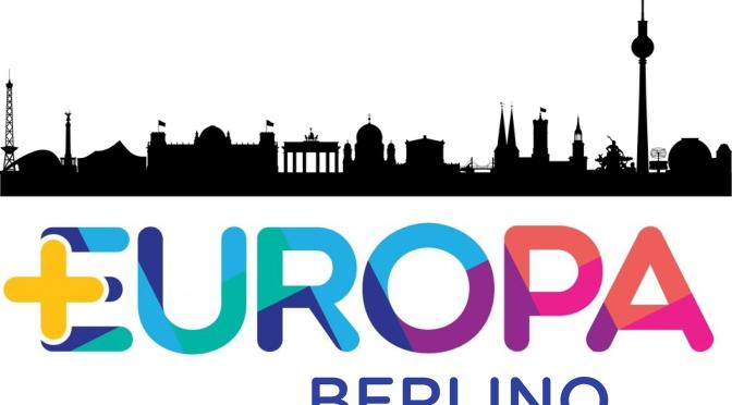Aperitivo con Più Europa – Berlino